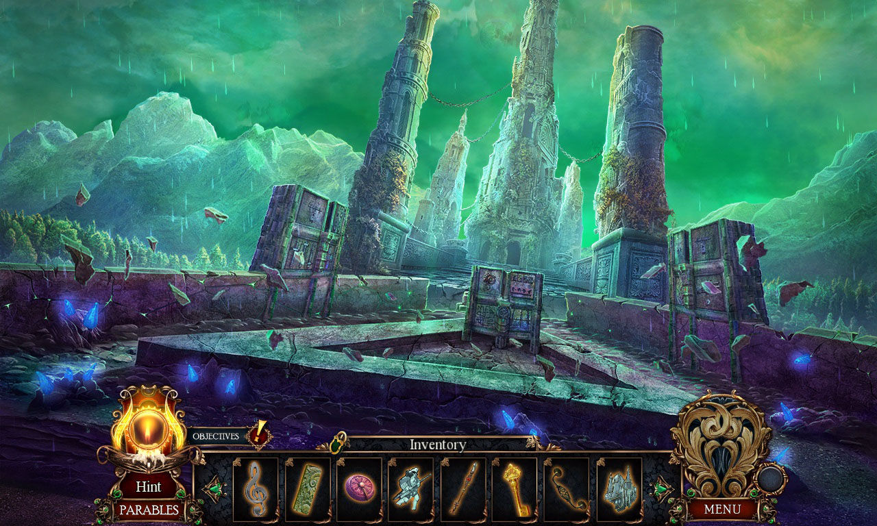 Dark Parables: Requiem for the Forgotten Shadow Collector's Edition